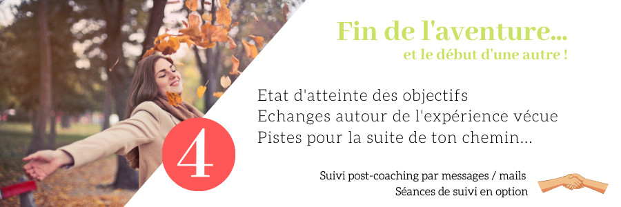 Cloture du coaching